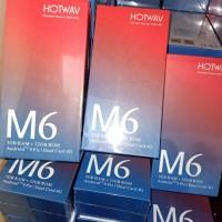 HOTWAV M6 3/32 RESMI BNIB