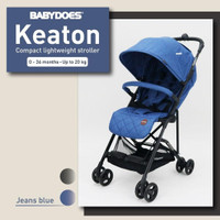 Stroller Babydoes Keaton Compact Lightweight
