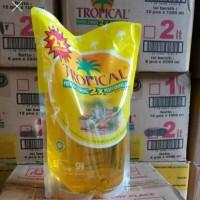 Minyak Goreng Tropical Refill 2LT Murah
