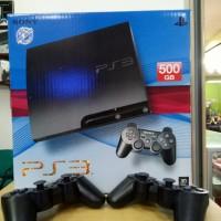 ps3 slim CFW 500gb full game