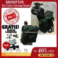 Tas Sepeda Brompton Cover Sepeda Brompton - HOT BONUS