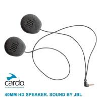 Cardo Laudspeaker Speaker 40MM HD By JBL Packtalk Bold Slim Freecom