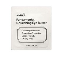 SAMPLE Klairs Fundamental Nourishing Eye Butter 1 ML