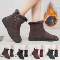 pre order boot winter woman ankle waterproof