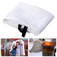 Terlaris 1.2M x 1.2M Sealed Fire Blanket Home Safety Fighting Fire Ext