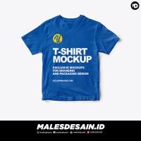 Download Jual T Shirt Mockup Yellow Image Mockup Malesdesain Jakarta Timur Malesdesain Tokopedia PSD Mockup Templates