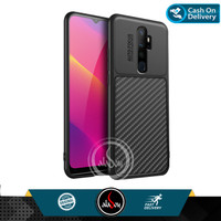 Case Oppo A5 2020 Soft Case Carbon Combine Focus