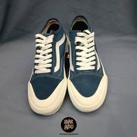 Sneakers Vans Old Skool Style 36 Salt Wash Dark Denim