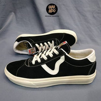 Sneakers Vans Style 73 DX Anaheim Factory Black/White