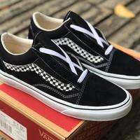 Sepatu Sneakers Vans Old Skool DX Surplus Mix