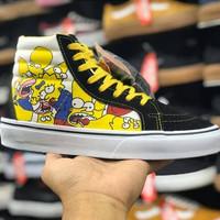 Sneakers Vans Sk8-Hi x The Simpson
