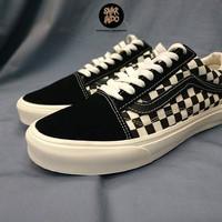 Sneakers Vans Old Skool Checkerboard Modernica Black/White snkrindo