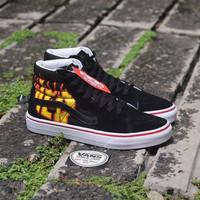 Sneakers Vans Sk8-Hi PRO x Thrasher Flame