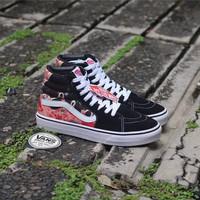 Sneakers Vans Sk8-Hi Andres Serrano Blood Semen x Supreme