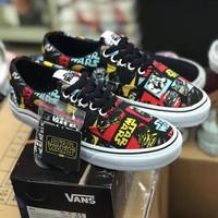 Sneakers Vans Era Classic x Star Wars Repeat Black/White