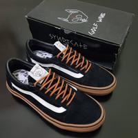 Sneakers Vans Old Skool Pro Syndicate Golf Wang Sole Gum