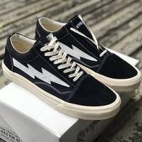 Sneakers Vans Old Skool Revenge x Strom Black/White