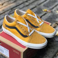 Sneakers Sepatu Vans Old Skool LX Gold