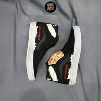 Sneakers Vans Old Skool Sk8-Hi Led Zeppelin Black