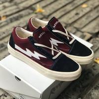 Sneakers Vans Old Skool Revenge x Strom Black/Red