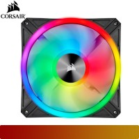 Corsair - iCUE QL140 RGB 140mm PWM Single Fan