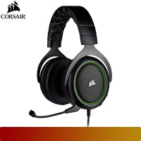 Corsair - HS50 Pro Stereo Green Gaming Headset