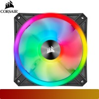 Corsair - iCUE QL120 RGB 120mm PWM Single Fan