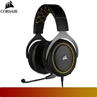 Corsair - HS60 Pro Surround Yellow Gaming Headset
