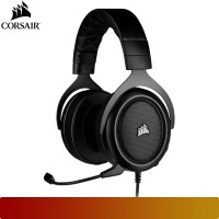 Corsair - HS50 Pro Stereo Carbon Gaming Headset