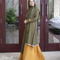 Gamis Shararea Instagram Hijab Casual