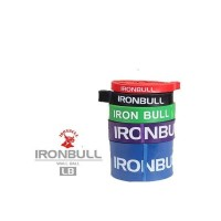 IRONBULL Power Band 2080x4.5x13mm Color Red