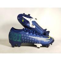 Sepatu Bola Mercurial Vapor 13 Elite Dream Speed Blue FG Replika Impor