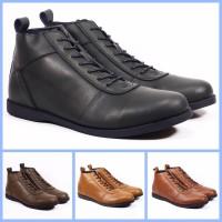sepatu pria model brodo sepatu kantor sepatu boot nyaman