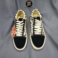 Sneakers Vans Old Skool Checkerboard OG Black/White