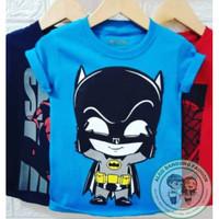 Koas Karakter Baju Atasan Anak Laki Laki