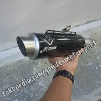 Knalpot Ronin 3 Mode Suara 150cc & 155cc Full System