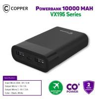 COPPER POWERBANK 10000MAH - VX-195 SERIES