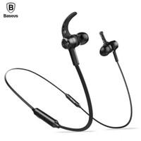 Baseus Encok S06 Magnet Wireless Earphone Headset Bluetooth