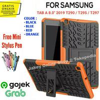 """Samsung Galaxy Tab A 8.0"""" 2019 T290 T295 RUGGED ARMOR soft case casing"""