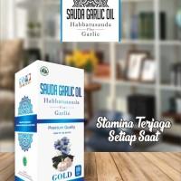 Sauda garlic oil 200 obat darah tinggi