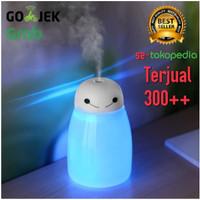 Baymax Humidifier Essential Oil Diffuser Aroma Terapi LED RGB
