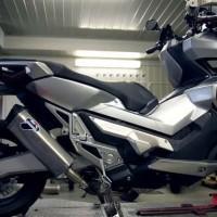 Knalpot Termignoni Honda XAdv X-Adv 750 Titanium Original