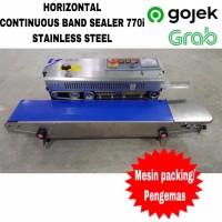 Continuous Band Sealer Horizontal FRB 770i HUALIAN Bergaransi GOJEK
