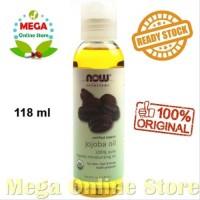 Now Foods Solutions Certified Organic Jojoba Oil 118 ml thumbnail