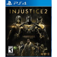 Injustice 2: Legendary Edition - PS4 Playstation 4