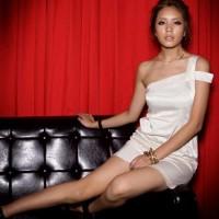 White Mini Dress 181922