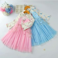DRESS FROZEN BUNGA