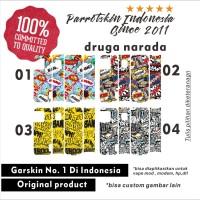 Garskin skin narada comic typography Edition sticker