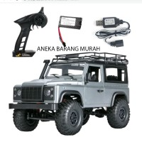 Rc adventure mobil offroad MN99s D99 Full Propo Defender lampu sein