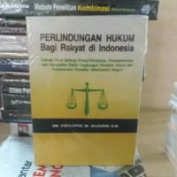 Perlindungan konsumen bagi rakyat indonesia philipus m hadjon